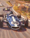 Dan Gurney at Spa