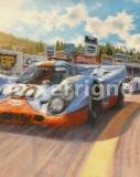 Porsche 917 at Spa