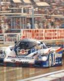 Porsche 956 at Le Mans