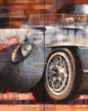 Stirling Moss - Mercedes Benz 300SLR